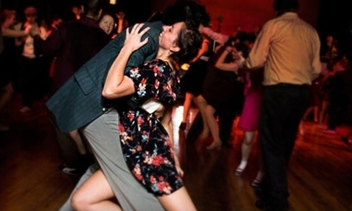 Savoy Swing Club - Seattle: $24 for One Month of Swing-Dance Classes and Monday-Night Dance Parties at Savoy Swing Club ($50 Value)