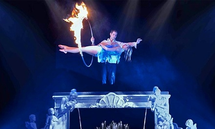 The Magic Of Rob Lake for Two at Xandu Theater at the Trump Taj Mahal (Up to 50% Off)
