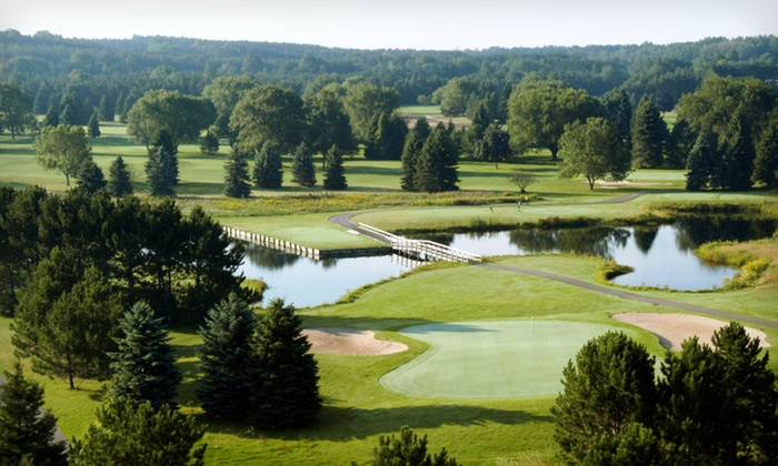 null - Detroit: Stay with Optional Golf at McGuire's Resort in Northern Michigan