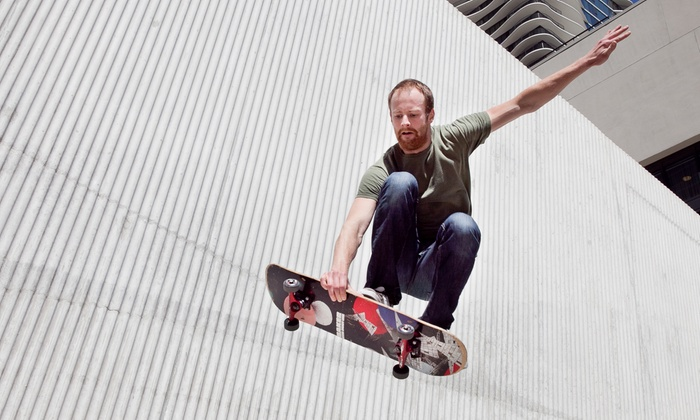 2nd Nature - Peekskill: $99 for Five Group Skateboarding Lessons Plus $15 Off at Skate Shop at 2nd Nature ($190 Total Value)