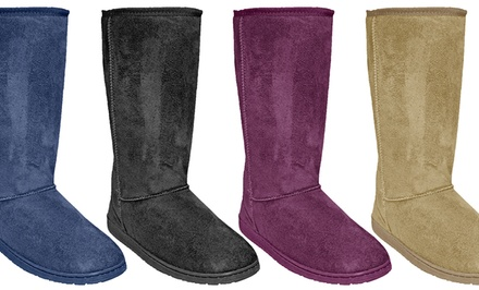 DAWGS Women's Microfiber Boots