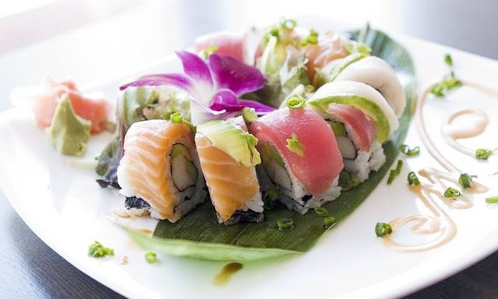 Sushi Fugu - Highland Village: $22.99 for $40 Worth of Sushi and Asian Fusion Cuisine at Sushi Fugu