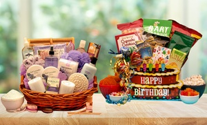 Gift Baskets + Shipping Included