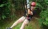 Virginia Canopy Tours - Shenandoah River State Park: $48 for Canopy Zip-Line Tour at Virginia Canopy Tours ($84 Value)
