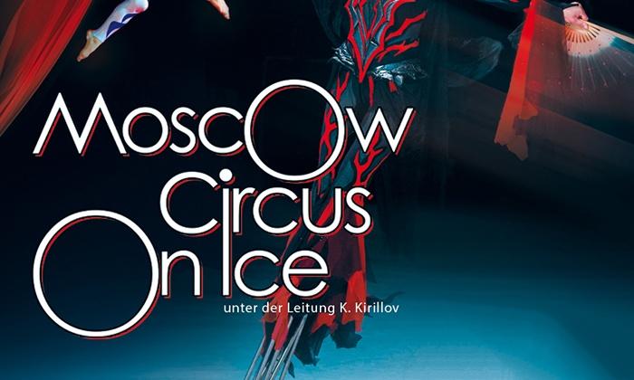 """Art Trends - Mehrere Standorte: 2 Tickets für die neue Show """"Triumph"""" des """"Moscow Circus on Ice"""" in 11 Städten (bis zu 40% sparen)"""