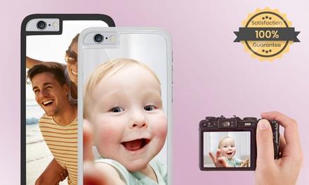 1 o 3 fundas personalizadas para iPhone a elegir con Printerpix