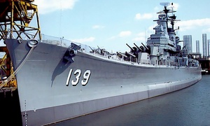 "USS Salem: Self-Guided Tour for Two or Four Aboard the USS ""Salem"" (Up to 44% Off)"