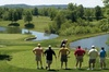 Up to 57% Off Round of Golf at Eagles Bluff Golf Course