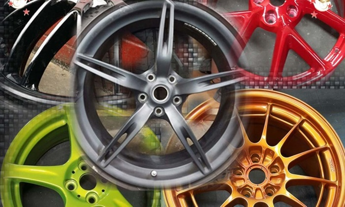Wheel Repair Bronx - Hunts Point - Longwood: $497 for $700 Value at Wheel Repair Bronx