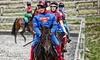 Sandown Park Racecourse - Sandown Park Racecourse: Superheroes Return Family Fun Day, 2 September at Sandown Park Racecourse (Up to 38% Off)