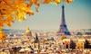 ✈ Parigi: volo e notti in Hotel