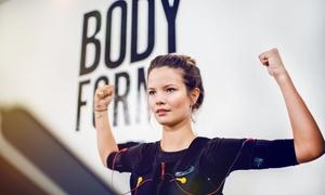 Body Forms Lahnstein: EMS-Training inkl. Personal Trainer, Getränke-Flat und Funktionswäsche bei Body Forms Lahnstein (bis zu 70% sparen*)