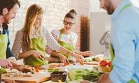 Cours de cuisine végétarienne en 10 modules avec Smart Majority à 29 € (91% de réduction)