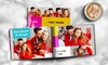 Up to 91% Off Personalized Hardcover Photo Books