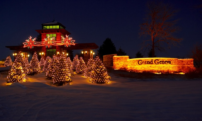 null - Milwaukee: Stay at Grand Geneva Resort & Spa in Lake Geneva, WI, with Dates into March