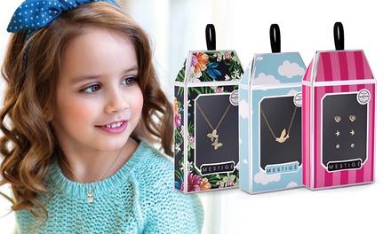 Sieraden versierd met Swarovski® kristallen, model naar keuze, gratis geleverd voor € 12.99 tot 78 % korting