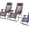 Zero Gravity Lounge Chairs Recliner 2-Piece Set. Multiple Colors.