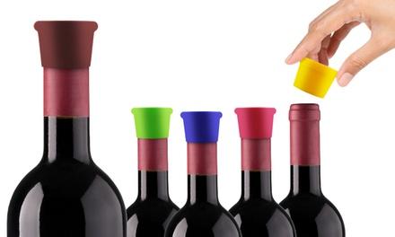 3, 6, 9 ou 12 bouchons de bouteille de vin