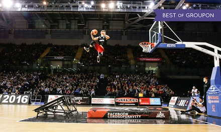 Basketball Cup Finals, One Band B Child (£13.50), Adult (£19.50) or Family (£66) Ticket, 15 January 2017 (Up to 25% Off)