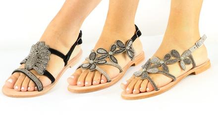 Sandali da donna Alain Manoukian
