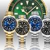 SO&CO New York Men's Bracelet Yacht Club Watch