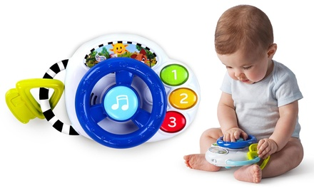 One, Two or Three Baby Einstein Driving Tunes