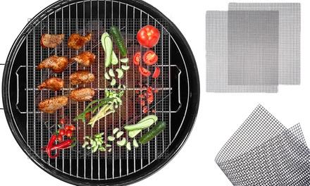 Tovagliette in teflon per barbecue