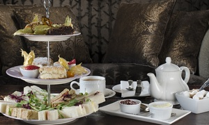 The Langtry Manor: Edwardian Afternoon Tea for Two or Four at The Langtry Manor