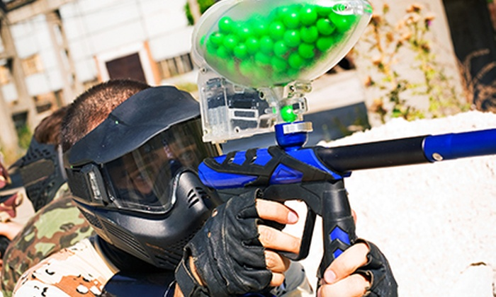 Mighty Sports Center - Mighty Sports Center: All-Day Airsoft with Gear for Two or Four, or One- or Three-Month Season Pass at Mighty Sports Center (Up to 54% Off)