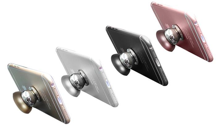 Groupon Goods Global GmbH: Magnetischer Smartphonehalter fürs Auto in der Farbe nach Wahl (65% sparen*)