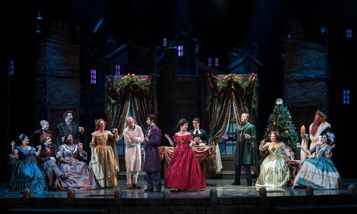 A Christmas Carol Play.Milwaukee Repertory Theater S A Christmas Carol November 26 December 11