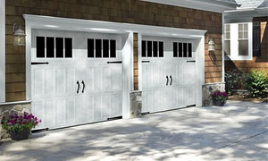 Lake Woodlands Garage Door: $34 for Garage Door Tune-Up and Safety Inspection from Lake Woodlands Garage Door ($89 Value)