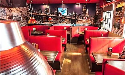 Parrillada argentina para 2 o 4 personas con entrante, postres y bebida desde 21,99 € en Restaurante Friend´s