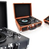 Bluetooth Record Player Turntable with Vinyl to MP3