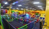 Up to 45% Off Play Passes at Jump!Zone