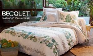 Becquet: Bon d'achat de 5 € donnant droit à 40% de remise sur le site Becquet.fr