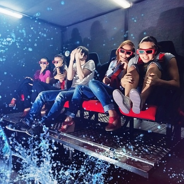 d090f343bd15 Virtual Reality Cinema Ride - XD Adventures 9D Virtual Reality Interactive  Cinema Ride