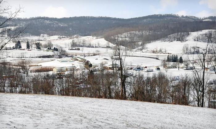 Buffalo Hills Resort - Seneca: One- or Two-Night Stay at Buffalo Hills Resort in Southeastern Ohio
