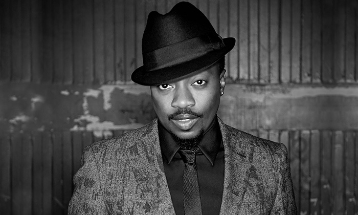 Anthony Hamilton - Savannah Civic Center: Anthony Hamilton with Special Guest Lyfe Jennings on May 11 at 7 p.m. (Up to 41% Off)