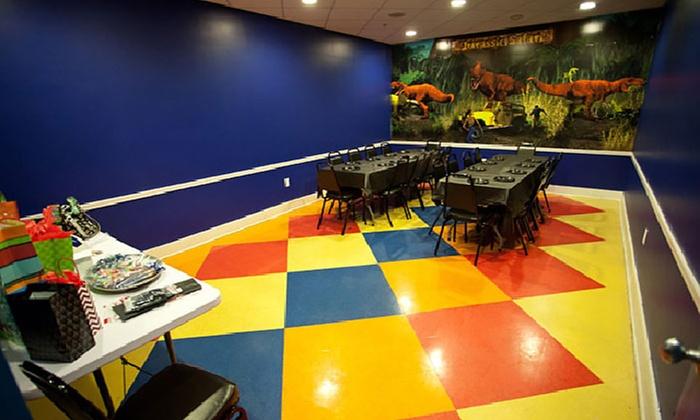 Laser Tag Ultra Blast Laser Combat Center Livingsocial