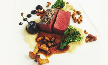 Three-Course Dinner With Drink For Two or Four from £34 at Minsky's Restaurant @ Danubius Hotel, Regents Park