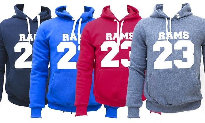 The Best Rams 23 Felpa