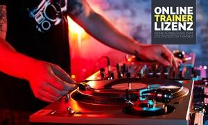 OTL Online-Akademie: 6 Monate Online-Ausbildung zum DJ mit 8 Modulen bei der OTL (58% sparen*)