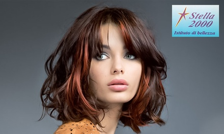Deal Parrucchiere Groupon.it Taglio, piega e colore