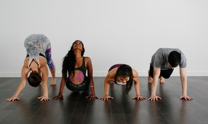 Modo Yoga Sydney: Unlimited Yoga Classes - One ($29) or Two Months ($49) at Modo Yoga Sydney, Rosebery (Up to $230 Value)