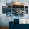 Landscape and Photographic Art on Gallery-Wrapped Canvas (5-Piece)