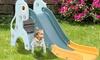Kids' Slide Playground Set
