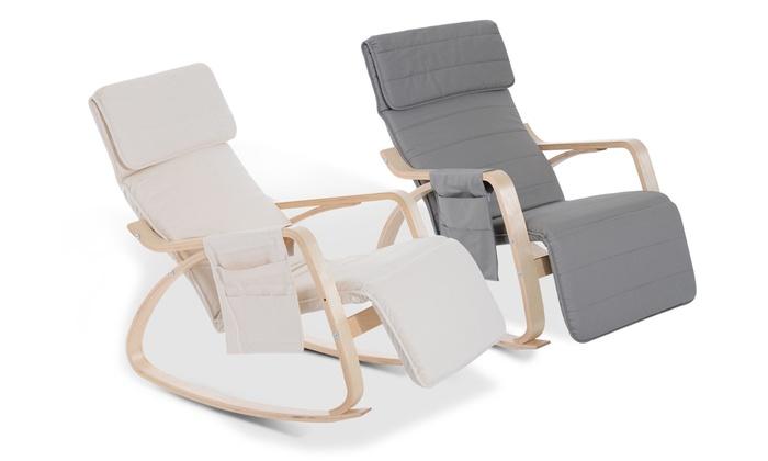 Beau Rocking Lounge Chair ...