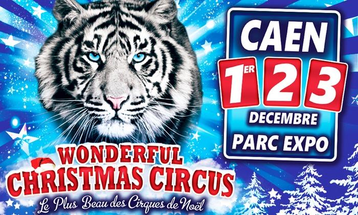 Grand Cirque de Noël de Caen