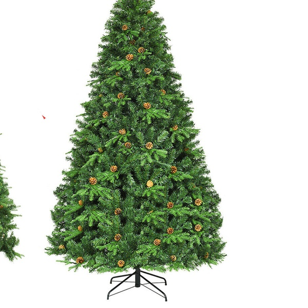 Up To 53% Off on Pre-Lit Christmas Trees (5-9 FT) | Groupon ...